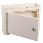 Deluxe Steel Suggestion/Key Drop Box