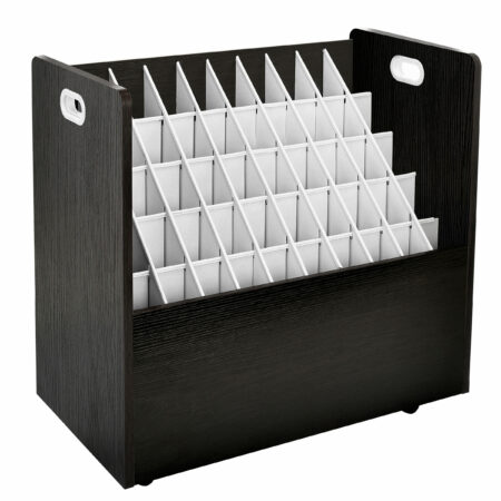 Mobile Wood Roll File 50 Slots