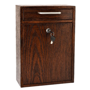 ULTIMATE DROP BOX WALL MOUNTED MAIL BOX-LARGE