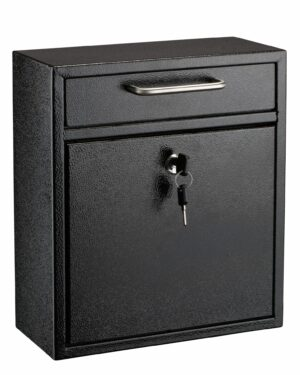 Ultimate Drop Box Wall Mounted Mail Box-Medium