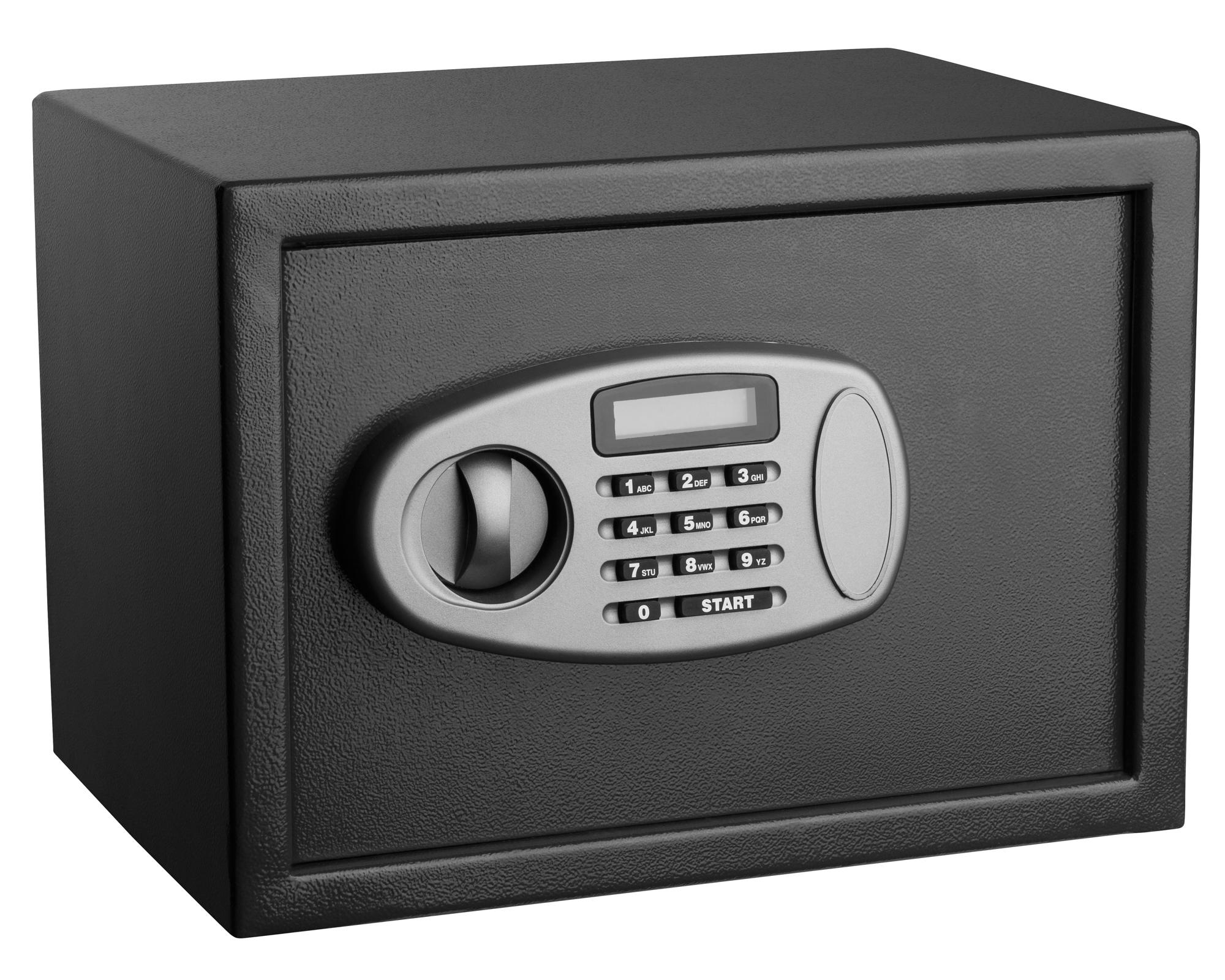 AdirOffice 0.5 Cubic Feet Security Safe with Digital Lock