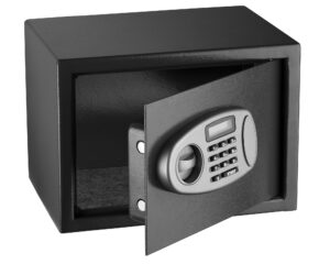 AdirOffice 0.5 Cubic Feet Security Safe with Digital Lock