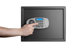 1.25 Cubic Feet Security Safe with Digital Lock
