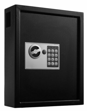 Secure 40 Key Cabinet with Digital Lock