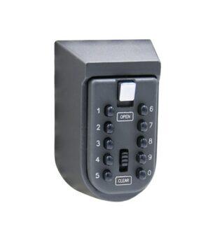 Key Storage Box with Push Button Lock