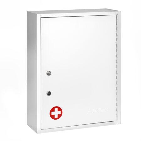Large Medical Security Cabinet Dual Locks