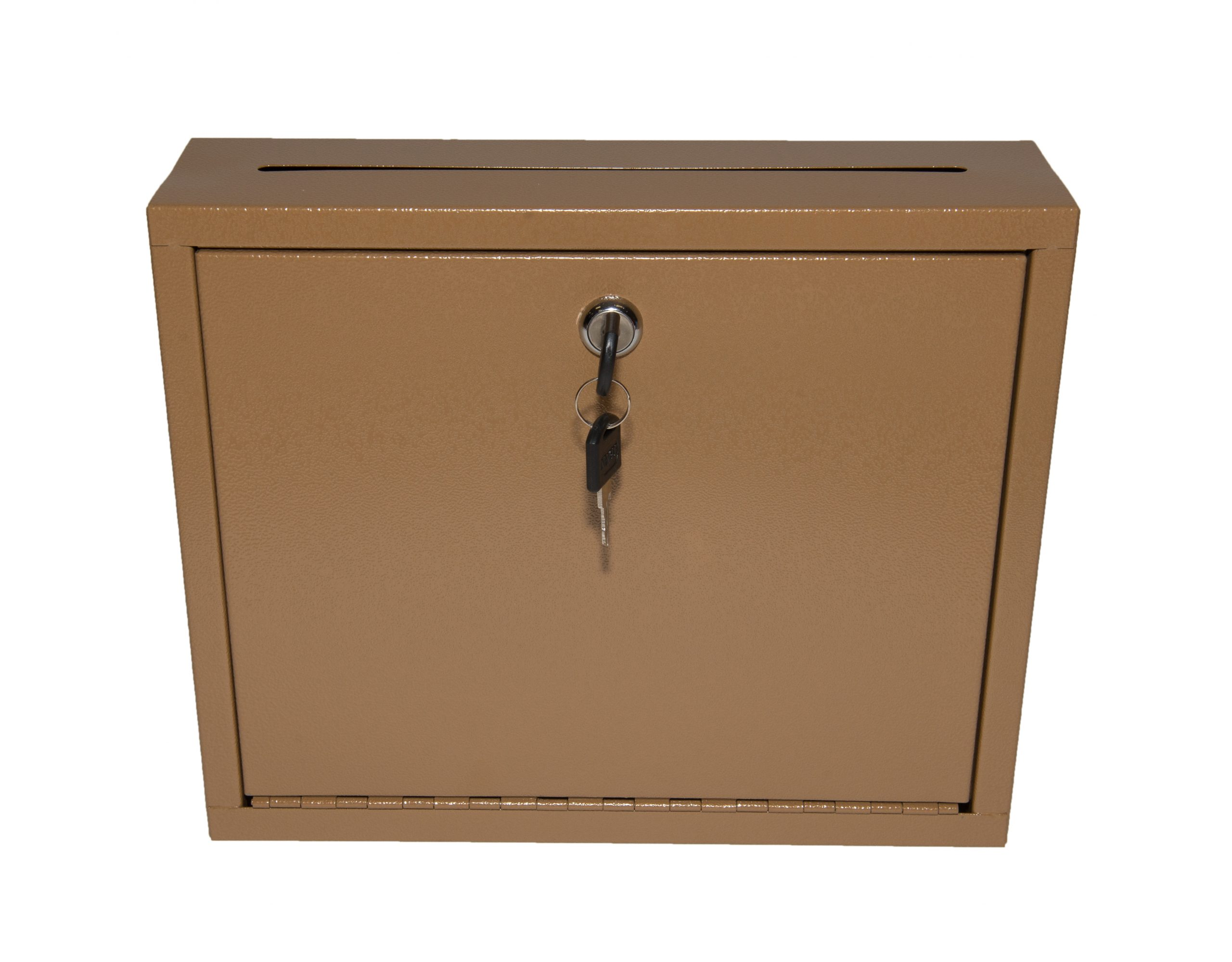Steel Key Drop Box