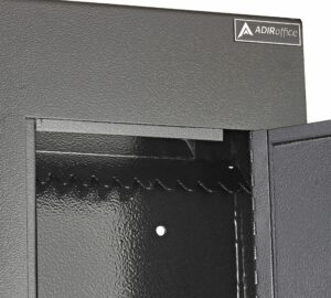 Through the Wall Drop Box w/ Adjustable Chute