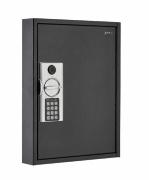 Key Cabinet with Digital Lock - 60 Hooks