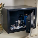 0.5 Cubic Feet Security Safe with Digital Lock