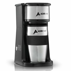 Grab & Go Personal Coffee Maker