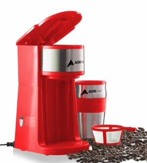 Grab & Go Personal Coffee Maker