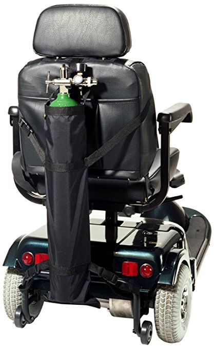 Oxygen Bag for Scooter D and E Cylinders