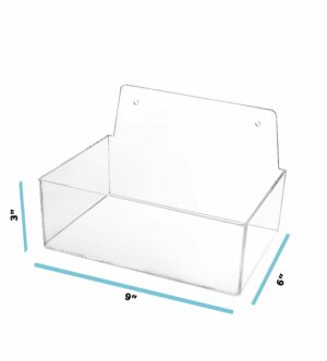 AdirOffice Safety Glasses and Glove Holder