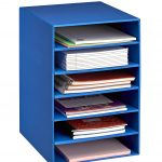 6-Shelf Organizer for Schools and Offices