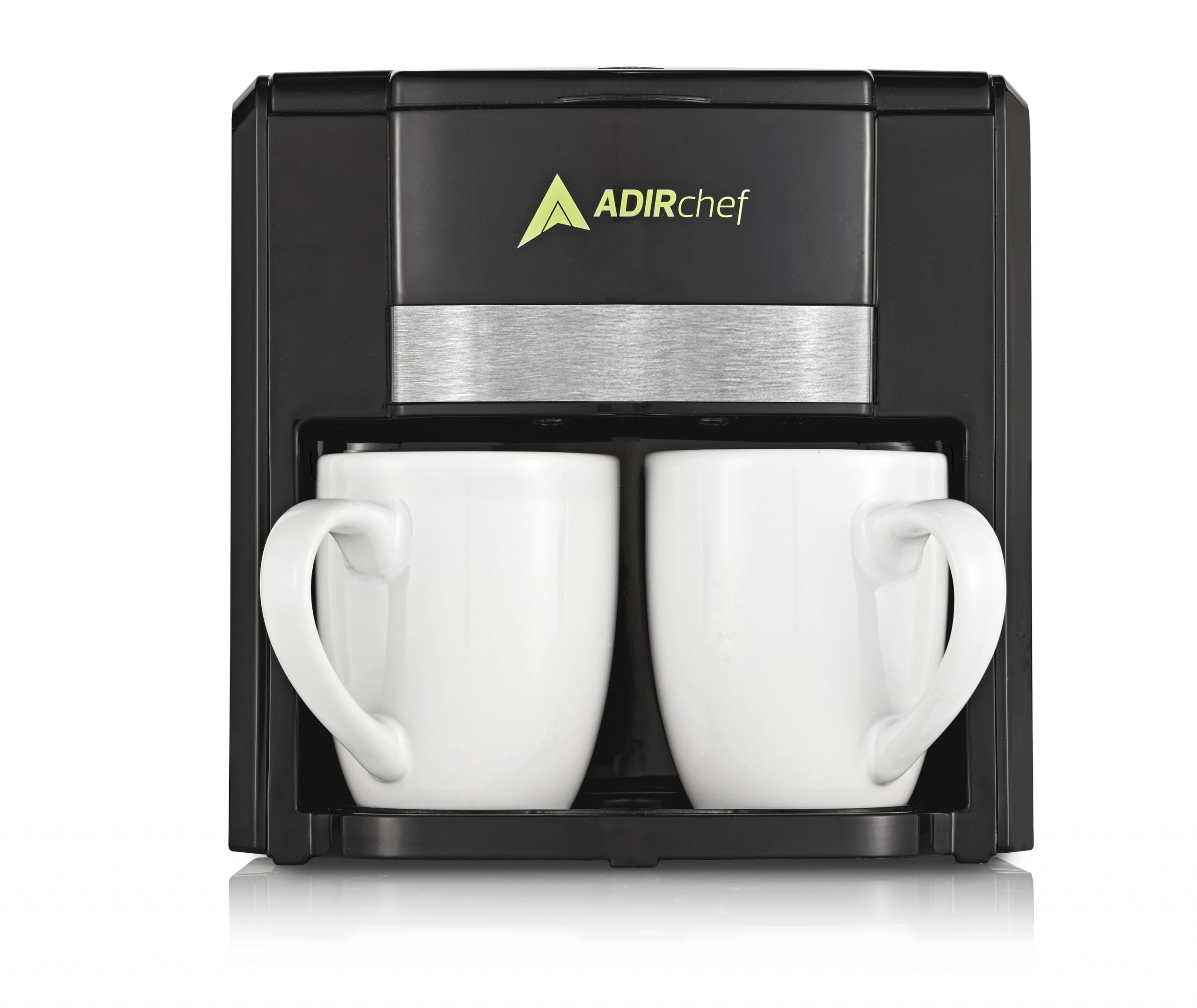 "The AdirChef ""BFF"" Coffee Maker for Two"
