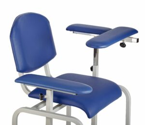 Padded Blood Drawing Chair