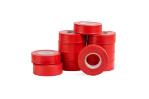 """Fluorescent Flagging Tape-150"""" X 1'' Wide-12 Pack"""