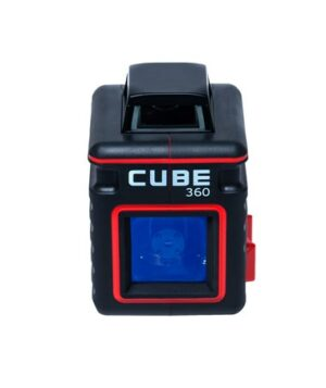 CUBE 360 Cross Line Laser Level