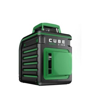 Cube 2-360 Green Self Leveling Cross Line Laser
