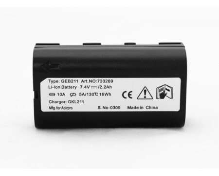 GEB211 Li Ion Battery for Leica Field Controller and GNSS Receiver