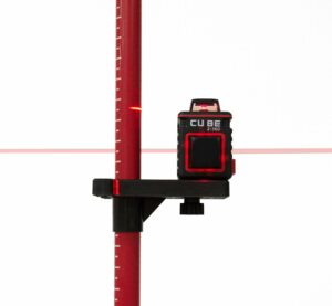 Telescoping Laser Pole with Tripod and Mount