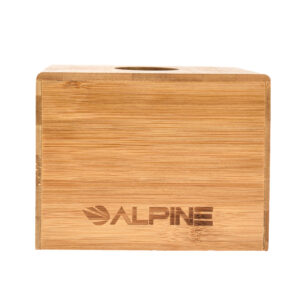 BAMBOO WOODEN TISSUE BOX COVER