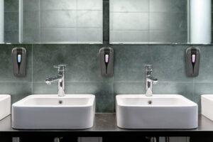 ALPINE INDUSTRIES AUTOMATIC ASPEN SOAP DISPENSER