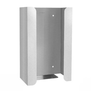 Alpine Industries Stainless Steel Single Glove Box Holder