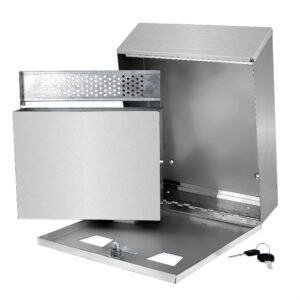 STAINLESS STEEL CIGARETTE DISPOSAL STATION