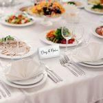 SKU: 492-03-06 ALPINE INDUSTRIES TABLE TOP BOARD SIGN, BLACK/WOOD, PACK OF 6