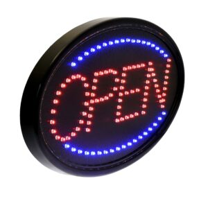 Alpine Industries LED Open Sign
