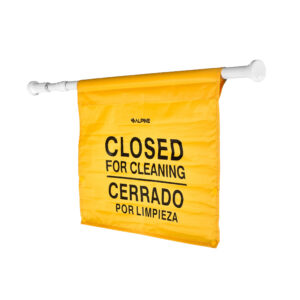 Alpine Industries Safety Hanging Sign