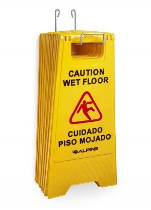 Wet Floor Sign Holder