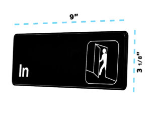 ALPINE INDUSTRIES IN SIGN, 3×9