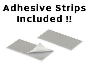 ALPINE INDUSTRIES NO PUBLIC RESTROOMS SIGN, 3×9