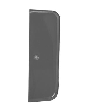 ALPINE WILLOW HIGH SPEED COMMERCIAL HAND DRYER, 120V, GRAY