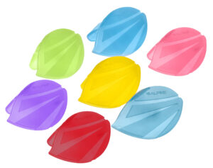AIR FRESHENER CLIP WITH KIWI GRAPEFRUIT SCENT (10-PACK)