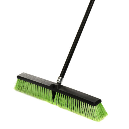 ALPINE INDUSTRIES 24″ MULTI-SURFACE PUSH BROOM, PACK OF 3