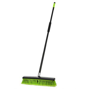 2-IN-1 18″ MULTI-SURFACE SQUEEGEE PUSH BROOM
