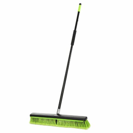 2-IN-1 24″ MULTI-SURFACE SQUEEGEE PUSH BROOM
