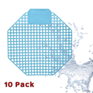 ALPINE INDUSTRIES URINAL SCREEN IN PACKS OF 10 – COTTON BLOSSOM SCENTED