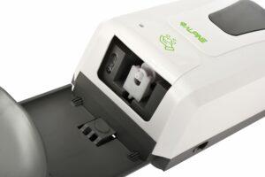 AUTOMATIC HANDS-FREE FOAM HAND SANITIZER/SOAP DISPENSER, 1200 ML, WHITE