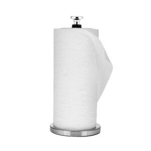 SILVER CROWN PAPER TOWEL HOLDER