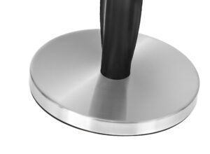 SILVER RING PAPER TOWEL HOLDER