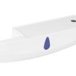 ALPINE INDUSTRIES OAK HIGH SPEED, COMMERCIAL HAND DRYER, WHITE, 120V