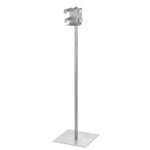 """SANITIZING WIPES CONTAINER STAND 44"""" TALL"""