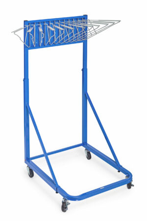 VERTICAL FILE ROLLING STAND FOR BLUEPRINTS