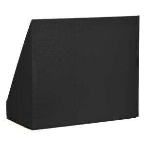 Foldable 3 Tiered Bookshelf