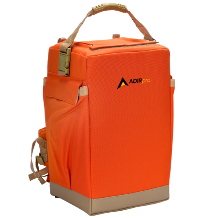 AdirPro Top Loading Total Station Field Case